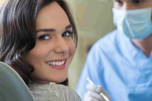 teeth cleaning at Cherry Creek Family Dentistry